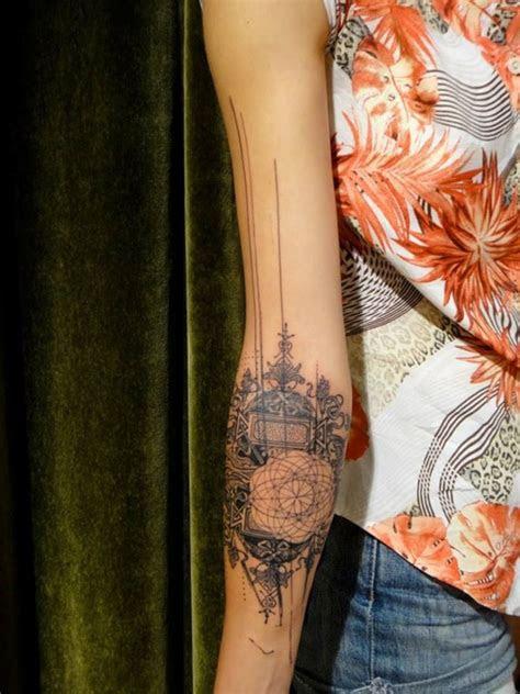 latest forearm tattoo designs men women