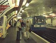 La metro parigina