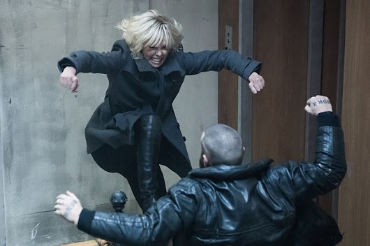 Atomic Blonde: An Oren Loni Action Thriller Movie Review