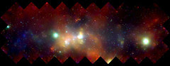 X-ray Mosaic of Galactic Center: Chandra Takes...