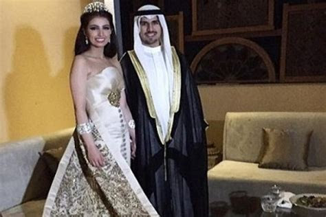 Royal Wedding In Kuwait Diamond Rings gifted to All Guests