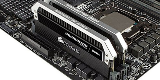 Corsair Dominator Platinum Series DDR4 DRAM