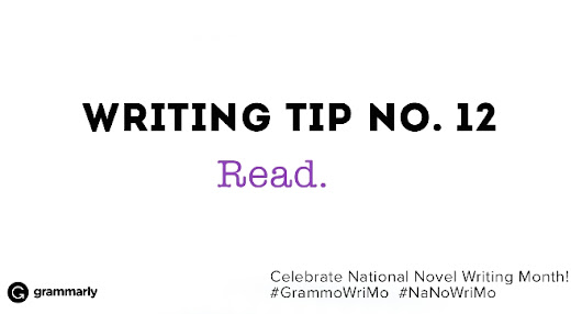 Writing Tip no. 12