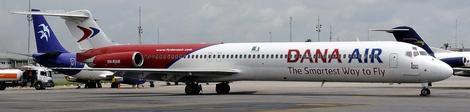 Dana Air MD83