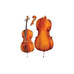 Carlo Robelli 255 Core Academy Cello Outfit (3/4)
