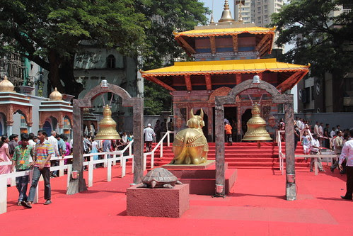 Pashupatinath Temple Nepal Mumbai Ganesh Gully Mumbaicha Raja 2012 by firoze shakir photographerno1