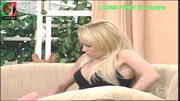 Danielle Winits sensual na serie Sai Baixo