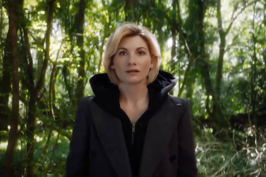 13 Q&As with the 13th Doctor, Jodie Whittaker