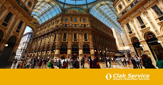 Milan shopping: the top luxury brands and stores - Clab Service