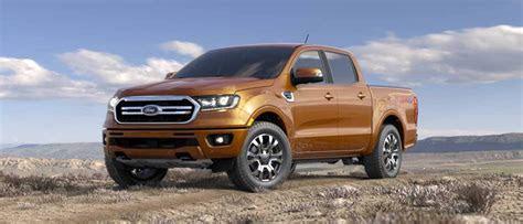 ford ranger midsize pickup truck
