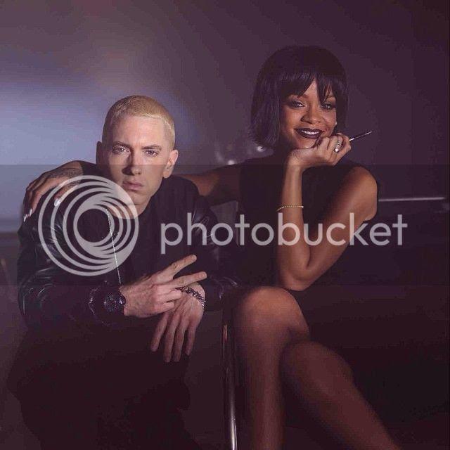 Rihanna + Eminem announce 'The Monster' tour dates...