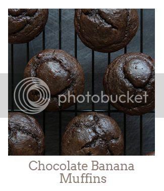 """""""Chocolate Banana Muffins"""""""