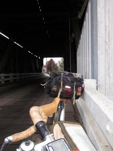 Bicycles, Gallon House Bridge