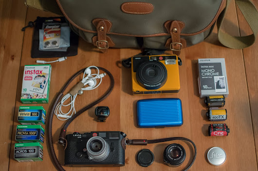 In your bag No: 1497 - Chacko - Japan Camera Hunter