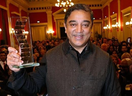 Kamal Haasan wins Henri Langloise award