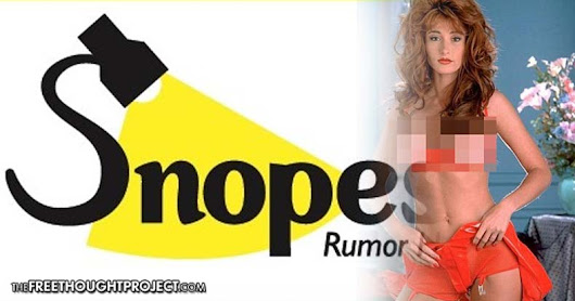 Snopes, the Supposed Arbiter of 'Fake News' -- Accused of 'Defrauding Own Site to Pay for Prostitutes'
