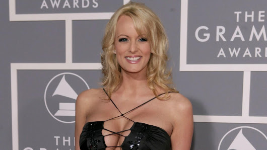 Stormy Daniels is America's first lady — it just makes sense