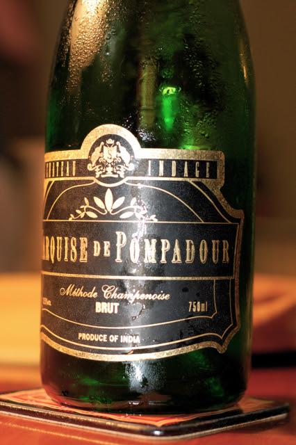 Anniversary sparkling wine
