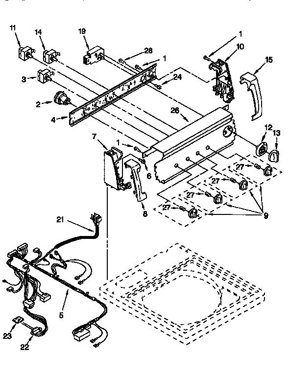 18 Inspirational Roper Washing Machine Lid Switch Diagram
