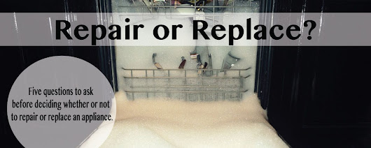 5 Tips Before You Repair or Replace an Appliance | Sarah's Appliance Repair | NM