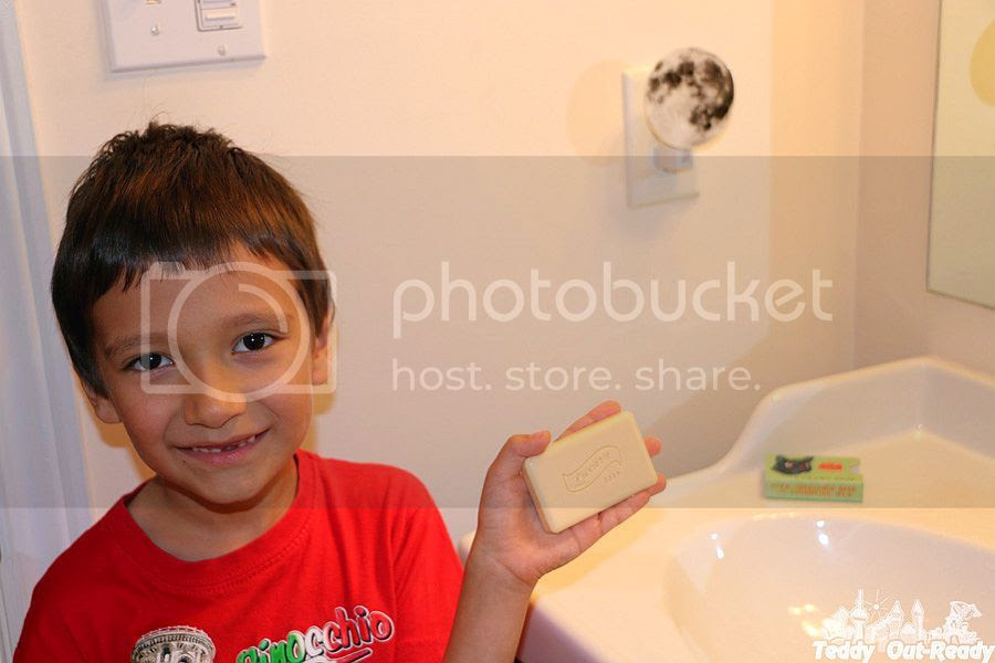 Gamma Go Soap
