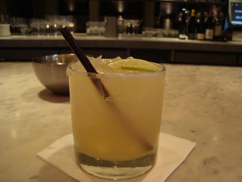 Ginger Grant cocktail