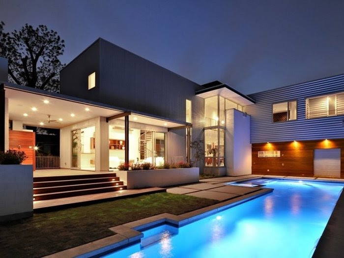Luxury Dream House Facility Design