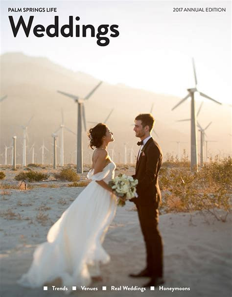 Palm Springs Life Weddings 2017 ? Parker Palm Springs