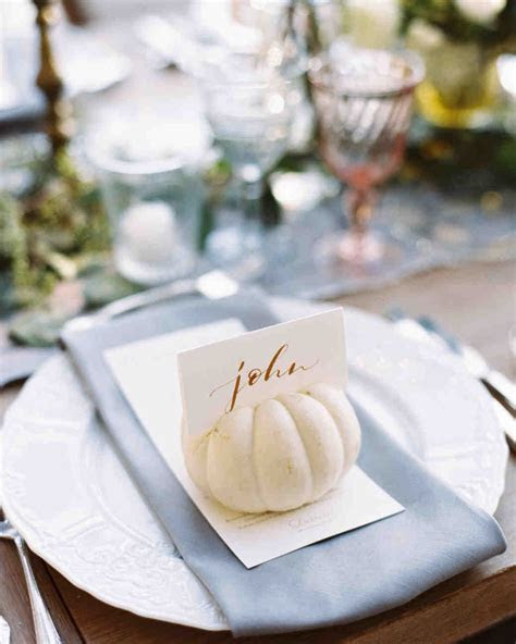 Wedding Place Cards That Are Truly Unique   Martha Stewart