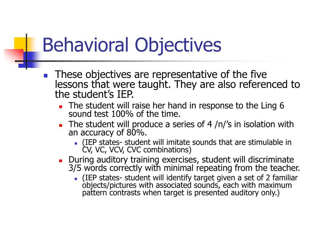 PPT - Goals, Objectives, & Diversity PowerPoint ...