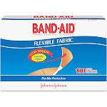 Band-Aid Adhesive Flexible Fabric Bandages