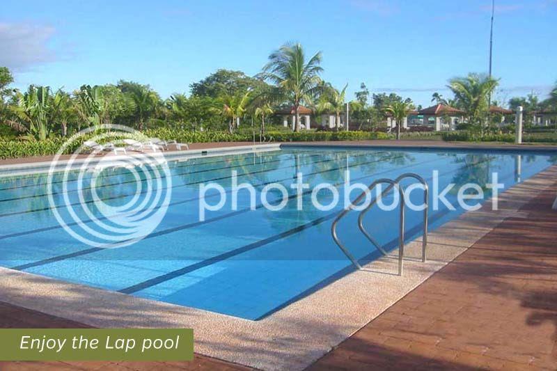 Master Homes Riviera Swimming Pool