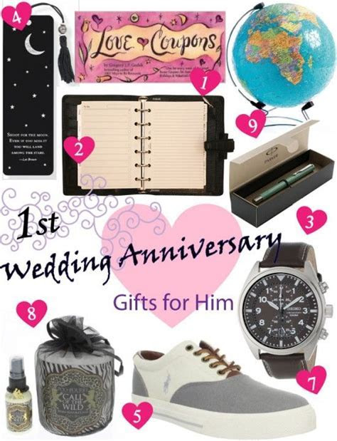 Paper Anniversary Gift Ideas for Him   Paper, 1st