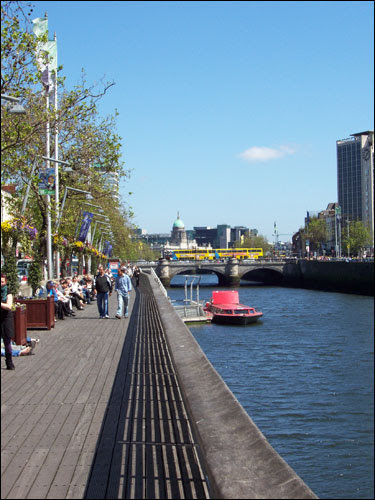 Dublin Quays, May, 2008