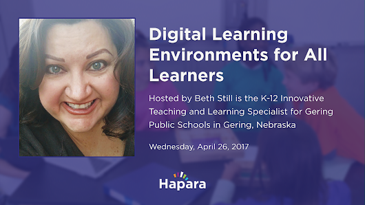 Digital Learning Environments for All Learners | Hapara