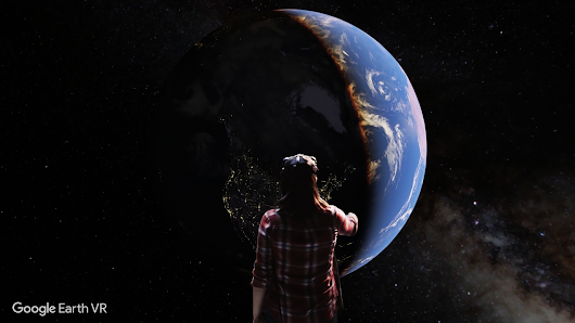 Google Earth VR — Bringing the whole wide world to virtual reality