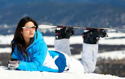 Snow Sports Call for Sunglasses as Specialized Equipment
