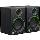 Mackie Creative Reference CR3 2-way Monitor Speakers - 28W RMS - Pair - Black