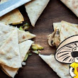 Grilled FunGuy & Zucchini Quesadillas - FunGuy Mushrooms
