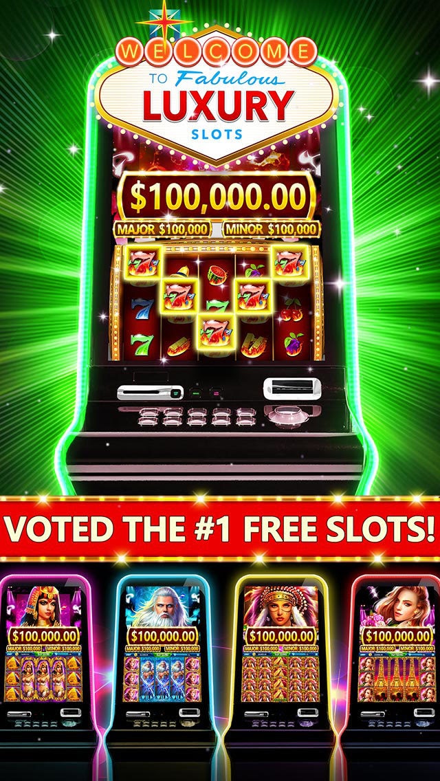 Casino slots free for fun