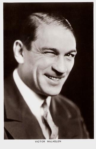 Victor McLaglen