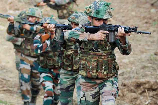 Indian Army Considers Reducing Troops in the Next Five Years