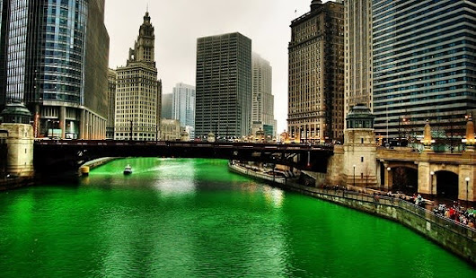 St. Patrick's Day Parade/River Dyeing