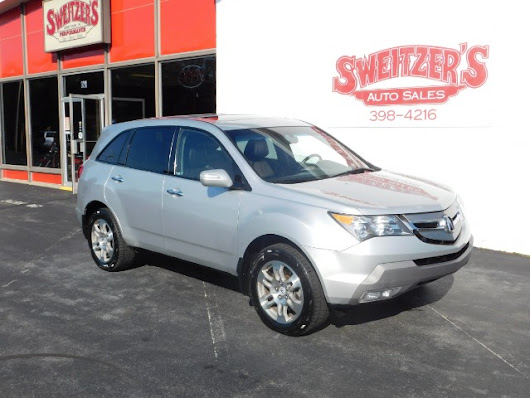 Used 2008 Acura MDX Base for Sale in Jersey Shore PA 17740 Sweitzer's Auto Sales