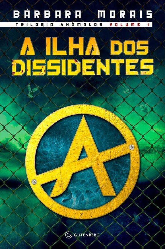 capa a ilha dos dissidentes