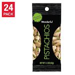 Wonderful In-Shell Pistachios, 1.5 oz, 24-count