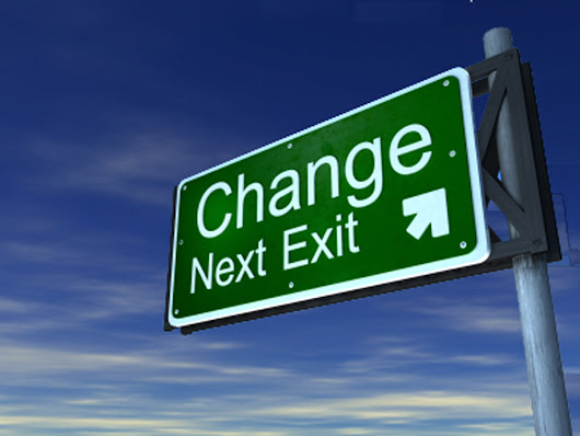 Getting From Here to There – Why change is so hard
