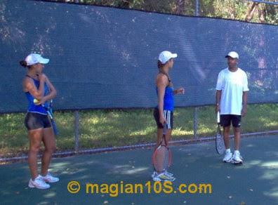 Black Tennis Pro's Wednesday Coaches Corner