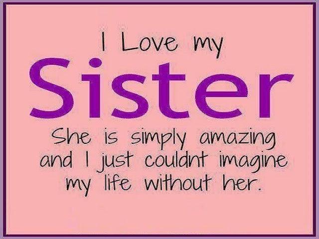 Best Sister Sayings - Famous Sayings - Cool Sister Sayings ...