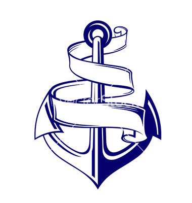 19 Anchor Vector Ribbons Images Anchor Vector Clip Art Us Navy